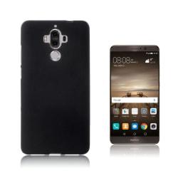 Huawei Mate 9 matt silikonskal - Svart