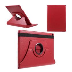 Huawei MediaPad M3 Lite 10.1 Läder fodral - Röd