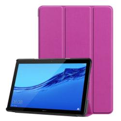 Huawei MediaPad T5 stående skyddsfodral av syntetläder – Lil