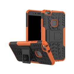 Huawei P10 Lite Tvåfärgat hybird skal - Orange