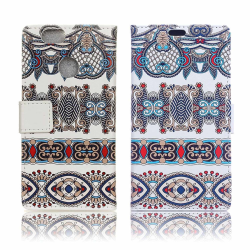 Huawei P9 Lite Mini Fodral med modernt motiv - Arabisk strip