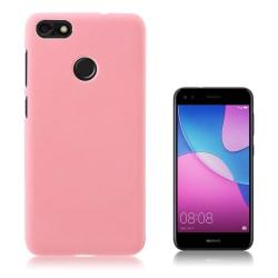 Huawei P9 Lite Mini Slimmat enfärgat skal - Ljus rosa