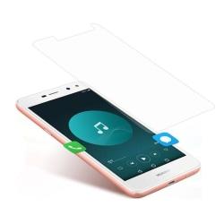 Huawei Y6 (2017) Härdat extra glas - Genomskinligt