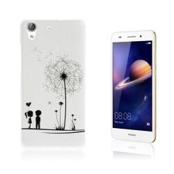 Huawei Y6 II mönster hårdplastskal - Maskros & par