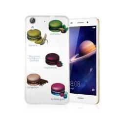 Huawei Y6 II mönster silikonskal - Sötsaker