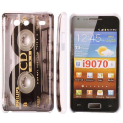 iConic (Cassette Clear) Samsung Galaxy S Advance Skal