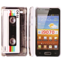 iConic (Kassettskal) Samsung Galaxy S Advance Skal
