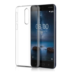IMAK Nokia 8 mobilskal plast miljövänlig