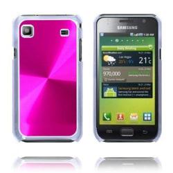 Impact Alu-Back (Rosa) Samsung Galaxy S Skal