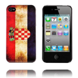 iNation (Flag of Croatia) iPhone 4/4S Skal