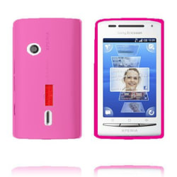 InCover (Rosa) Sony Ericsson Xperia X8 Skal
