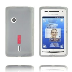 InCover (Vit) Sony Ericsson Xperia X8 Skal