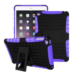 iPad Mini 4 2-i-1 hybridskal med kickstand - Lila