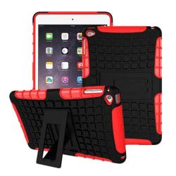 iPad Mini 4 2-i-1 hybridskal med kickstand - Röd