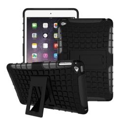 iPad Mini 4 2-i-1 hybridskal med kickstand - Svart