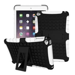 iPad Mini 4 2-i-1 hybridskal med kickstand - Vit