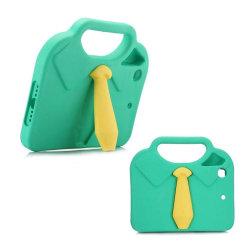iPad Mini 4 EVA skal med stativ - Grön