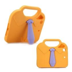 iPad Mini 4 EVA skal med stativ - Orange