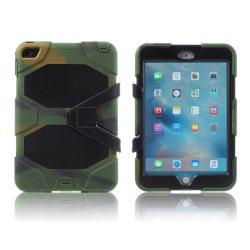 iPad Mini 4 hybridskal - Kamouflage