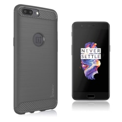 IPAKY OnePlus 5 Slimmat skal - Grå