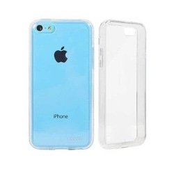 iPhone 5C Transparent Cover (Flexible)