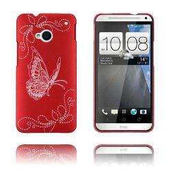 Joy (Röd) HTC One Skal