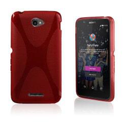 Kielland Sony Xperia E4 Skal - Röd