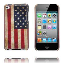 Klassisk Patriot (US Flag) iPod Touch 4 Skal