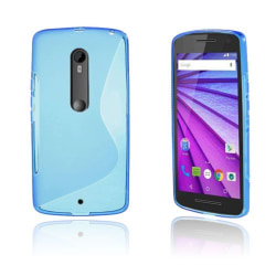 Lagerlöf Motorola Moto X Play Skal - Blå