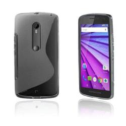 Lagerlöf Motorola Moto X Play Skal - Genomskinlig