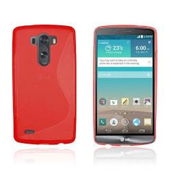 Lagerlöf (Röd) LG G3 Skal