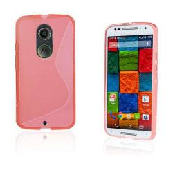 Lagerlöf (Röd) Motorola Moto X2 Skal