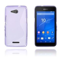 Lagerlöf Sony Xperia E4G Skal - Lila