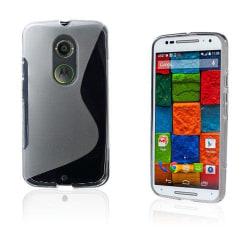 Lagerlöf (Transparent) Motorola Moto X2 Skal