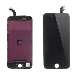 LCD skärm och digitizer med ram för Iphone 6 Plus 5.5 ikke-O
