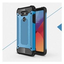 LG G6 armor hybridskal - Ljusblå