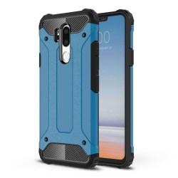 LG G7 ThinQ mobilskal hårdplast och TPU material skyddande v