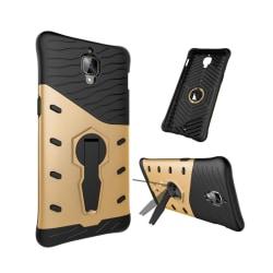 Lodbrog OnePlus 3 Armor Hybridskal - Guld