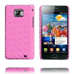 Longhorn (Ljusrosa) Samsung Galaxy S2 Skal