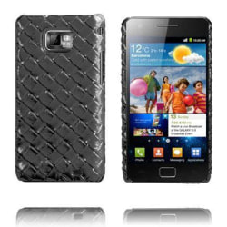 Longhorn (Svart) Samsung Galaxy S2 Skal