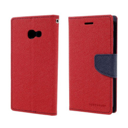 Mercury Goospery Samsung Galaxy A5 (2017) fodral - Röd