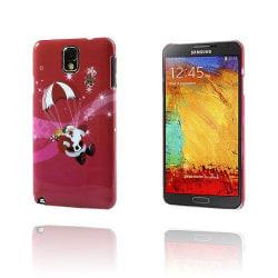Merry Christmas (Fallskärm) Samsung Galaxy Note 3 Skal