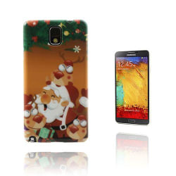 Merry Christmas (Orange) Samsung Galaxy Note 3 Skal
