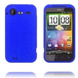 Mjukskal (Blå) HTC Incredible S Skal