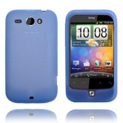 Mjukskal (Blå) HTC Wildfire Skal