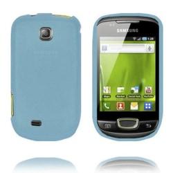 Mjukskal (Blå) Samsung Galaxy Mini Skal
