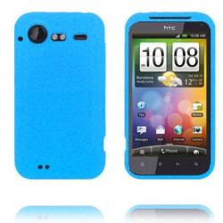 Mjukskal (Ljusblå) HTC Incredible S Skal