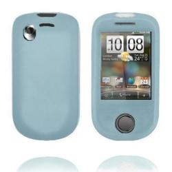 Mjukskal (Ljusblå) HTC Tattoo G4 Skal