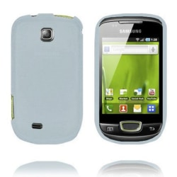 Mjukskal (Ljusblå) Samsung Galaxy Mini Skal
