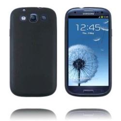 Mjukskal (Svart) Samsung Galaxy S3 Silikonskal